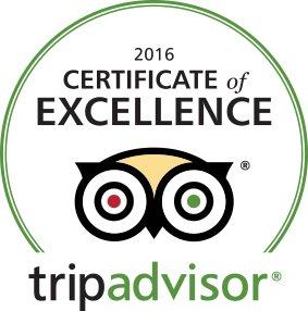 Tibet Highland Tours - Tripadvisor Certificate of Excellence